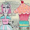 Super Bake Girl, Cupcake