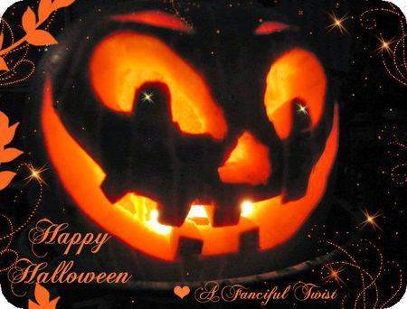 Happy Halloween From Vanessa