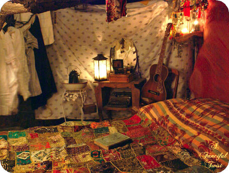 Boho room baby of boho for Gypsy designs interior decorating