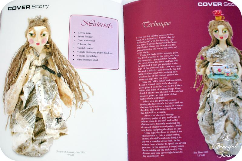 Art doll mag 2