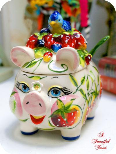 This little piggy 7