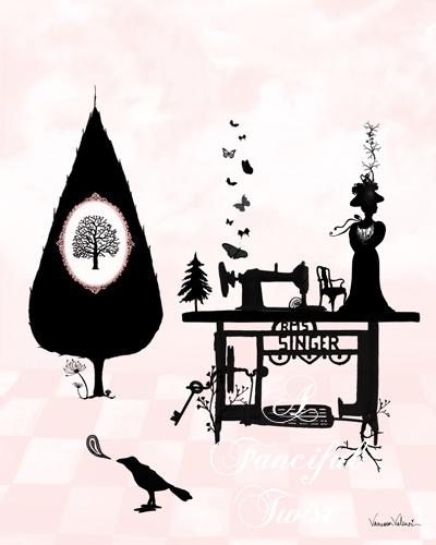 W magic maker charming silhouettes