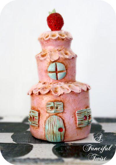 Cream Cake Cottage