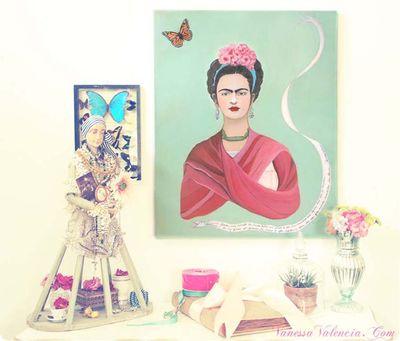 Vanessa Valencia Frida Mariposa Dream 1a