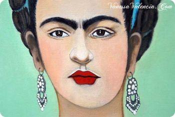 Vanessa Valencia Frida Mariposa 11