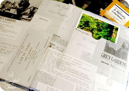 Grey gardens scrapbook 5