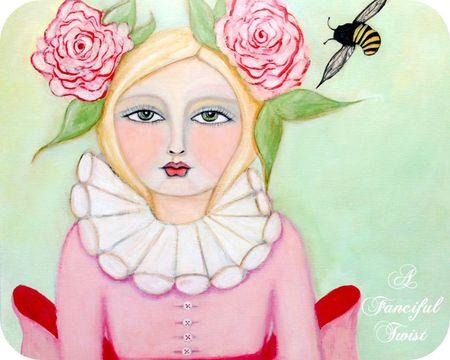 Bee girl 3a