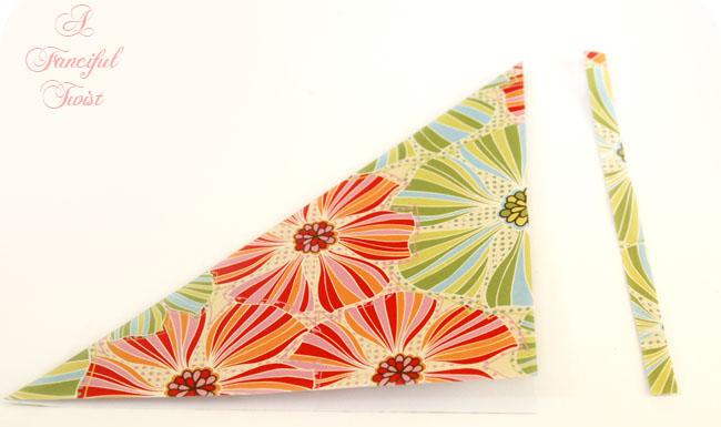 Paper flower chandelier 8
