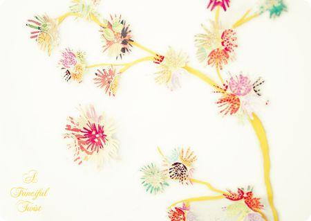 Wall flower 7