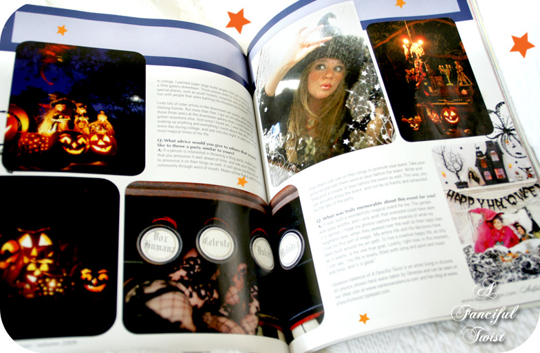 Artful blogging halloween 2