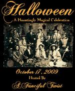 Halloween 2009 Button