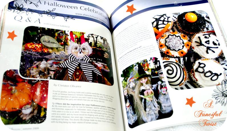 Artful blogging halloween 1