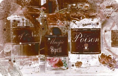 Potion Labels 10