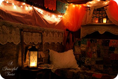 A Fanciful Twist: Gypsy Enchanted Play Time & Film Thoughts