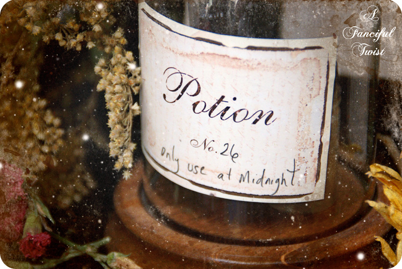 Potion Labels 6