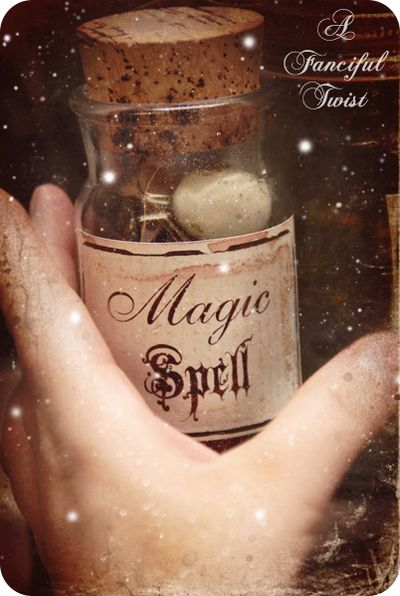 Magic Spell Jar 1