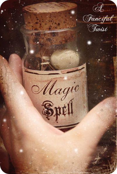 Magic Spell Jar 1
