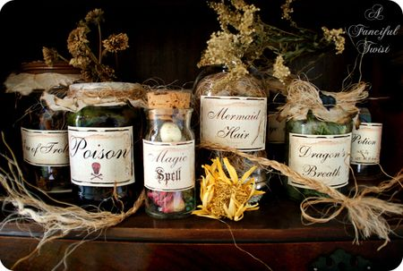 Potion Labels 4