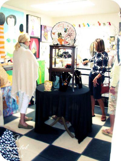 Vanessa Valencia Gallery 2006 show 2a