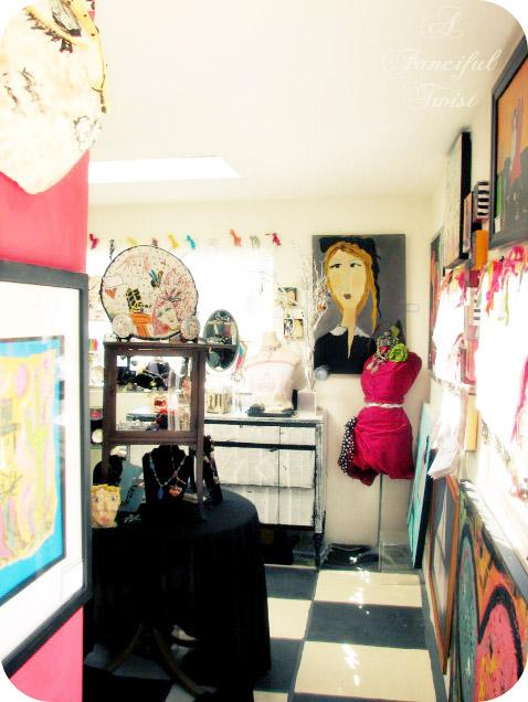 Vanessa Valencia Gallery 2006 show 3a