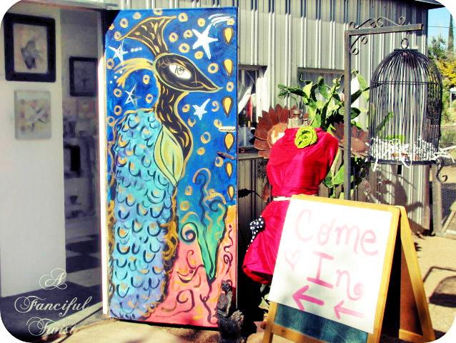 Vanessa Valencia Gallery 2007 show 3a