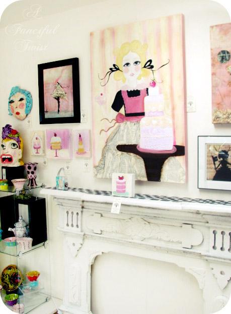 Vanessa Valencia Gallery 2007 show 1a
