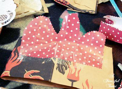 Paper hats 10