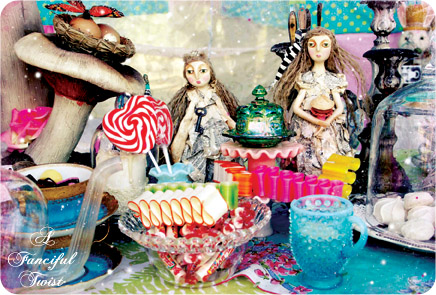 Mad Tea Party Sweet Treats Front