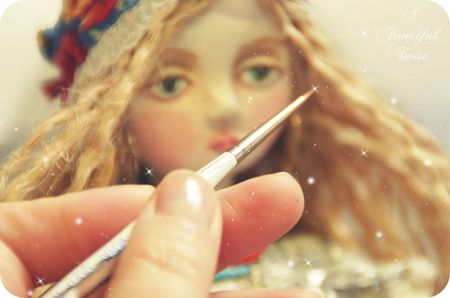 Doll making 1