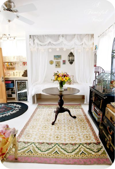 Vanessa Valencia Country House Office 2