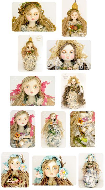 Dolls Montage