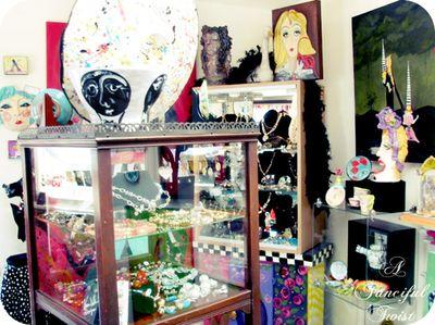 Vanessa Valencia Gallery 2006 show 1a