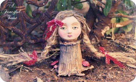 In a hiding tree 4