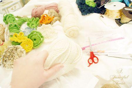 Crochet flowers 2