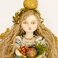 Julietta Mariabella and the Golden Pear ~ of the Fairytale Forest