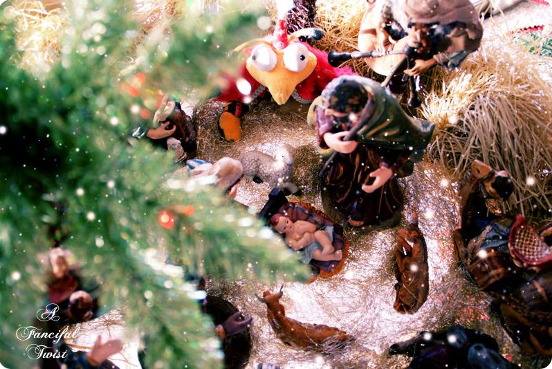 Milos takes on the holidays 16