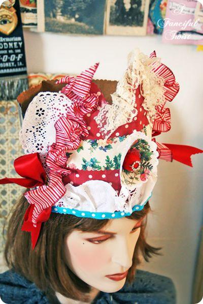 Paper hats 13
