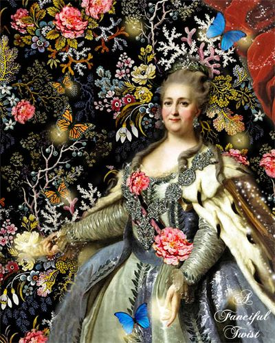 W Catherine the Great
