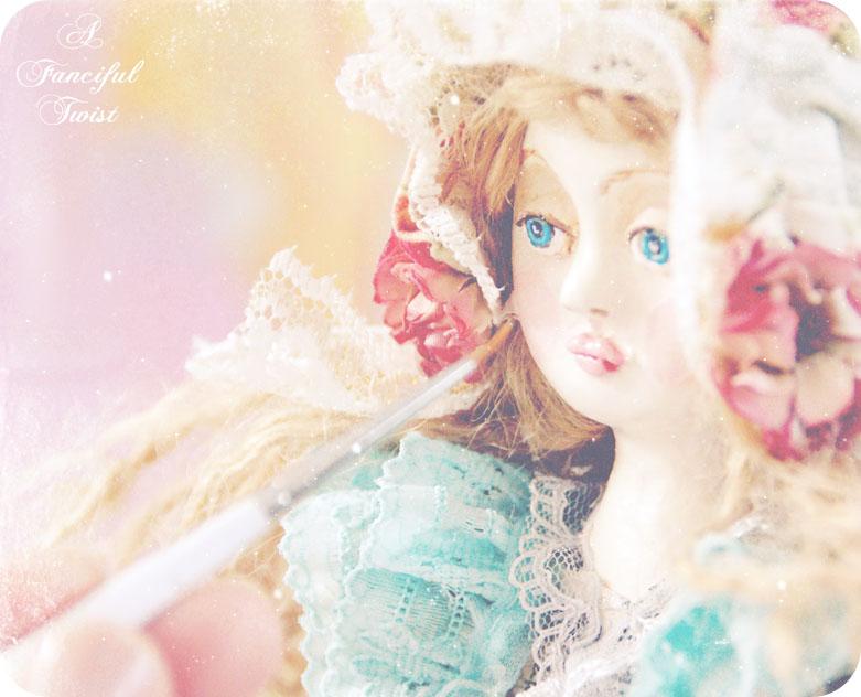 Doll making 3
