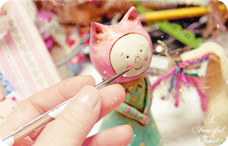 Doll making 9