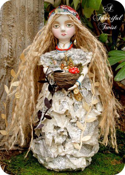 Fionnula Fleur Little Gypsy back 3