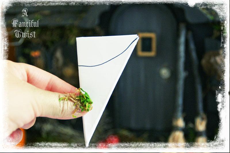 Paper spider web 11