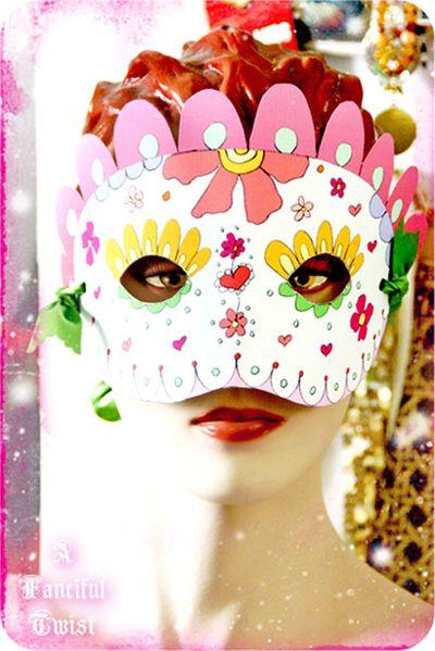 Printable Mask 1