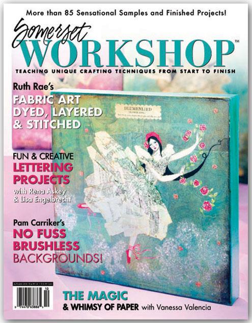Somerset Workshop Cover Vanessa Valencia