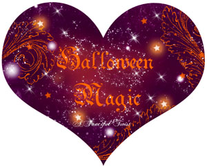 Halloween magic heart 300