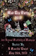 Mad Tea Party button 2010