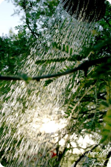 Garden shower escape 9