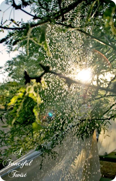 Garden shower escape 10
