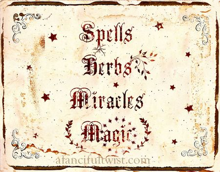 Spell Poster Finale