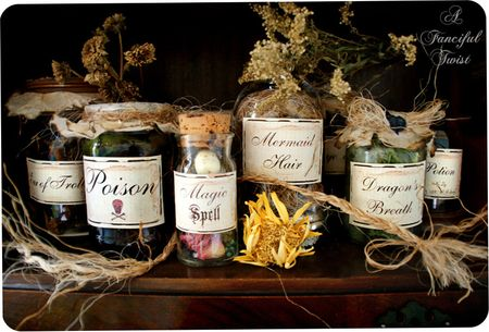 Potion Labels 4a